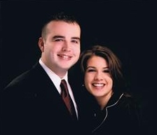 Pastor Michael Calhoun and wife Karaley